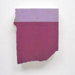 Flatland relic, 2013 Acrylic on prepared EPS panel 33x28x4cm $990