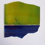 Untitled I, 2013 Watercolour on Arches paper, 42x31x3.5cm (Framed) $880