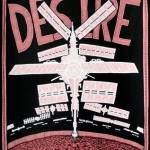 Lucas Grogan, Desire, 2012, ink and acrylic on archival board, 51 x 40cm $1,600