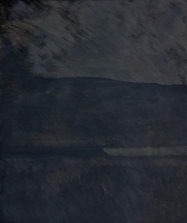 Joseph Daws, Untitled 26 (2012), oil on board, 48 x 40 cm