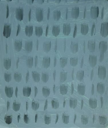 Joseph Daws, Untitled 24 (2012), oil on board, 48 x 40 cm