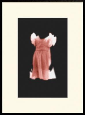 Kim Demuth, Sunday's Best (2010), mixed media photographic sculpture, 83 x 60 x 4cm
