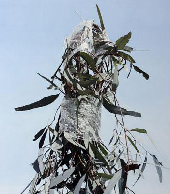 Juan Ford, Long Time Coming (2009), oil on linen, 122 x 107cm