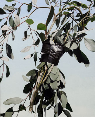 Juan Ford, Best Interests (2009), oil on linen, 51 x 41cm