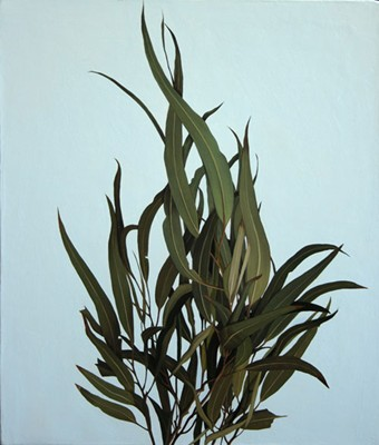 Juan Ford, Gravity (2007), oil on linen, 38 x 46cm