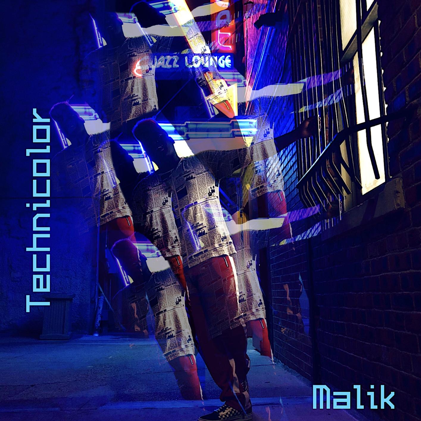 Stream My New EP Technicolor Now!!
