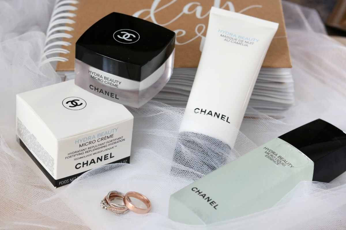Hydra Beauty with Chanel
