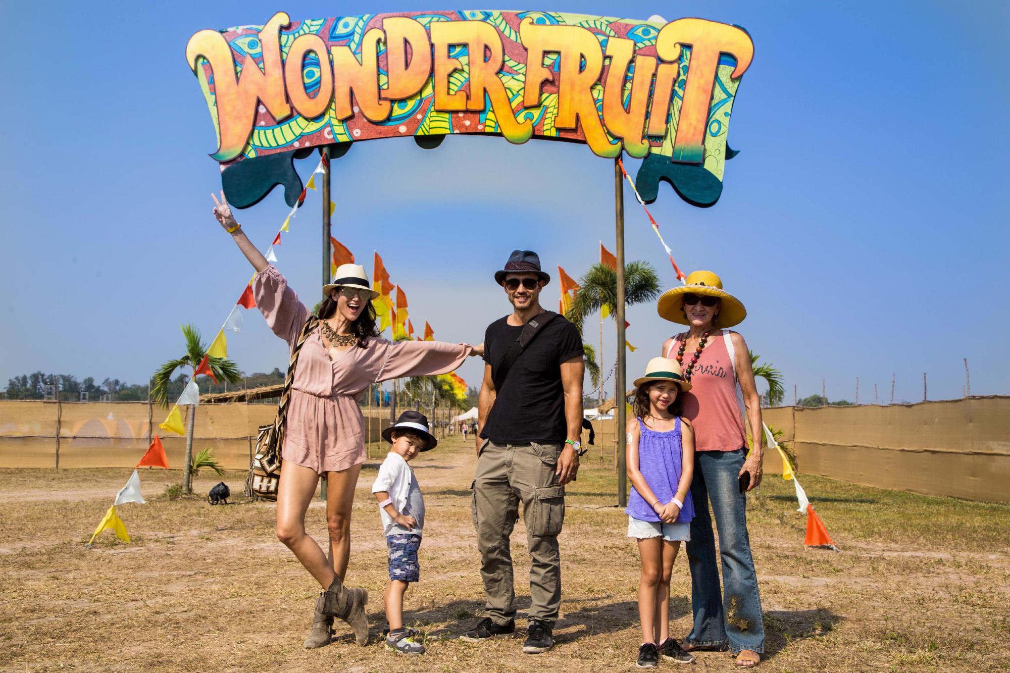 Wonderfruit-family