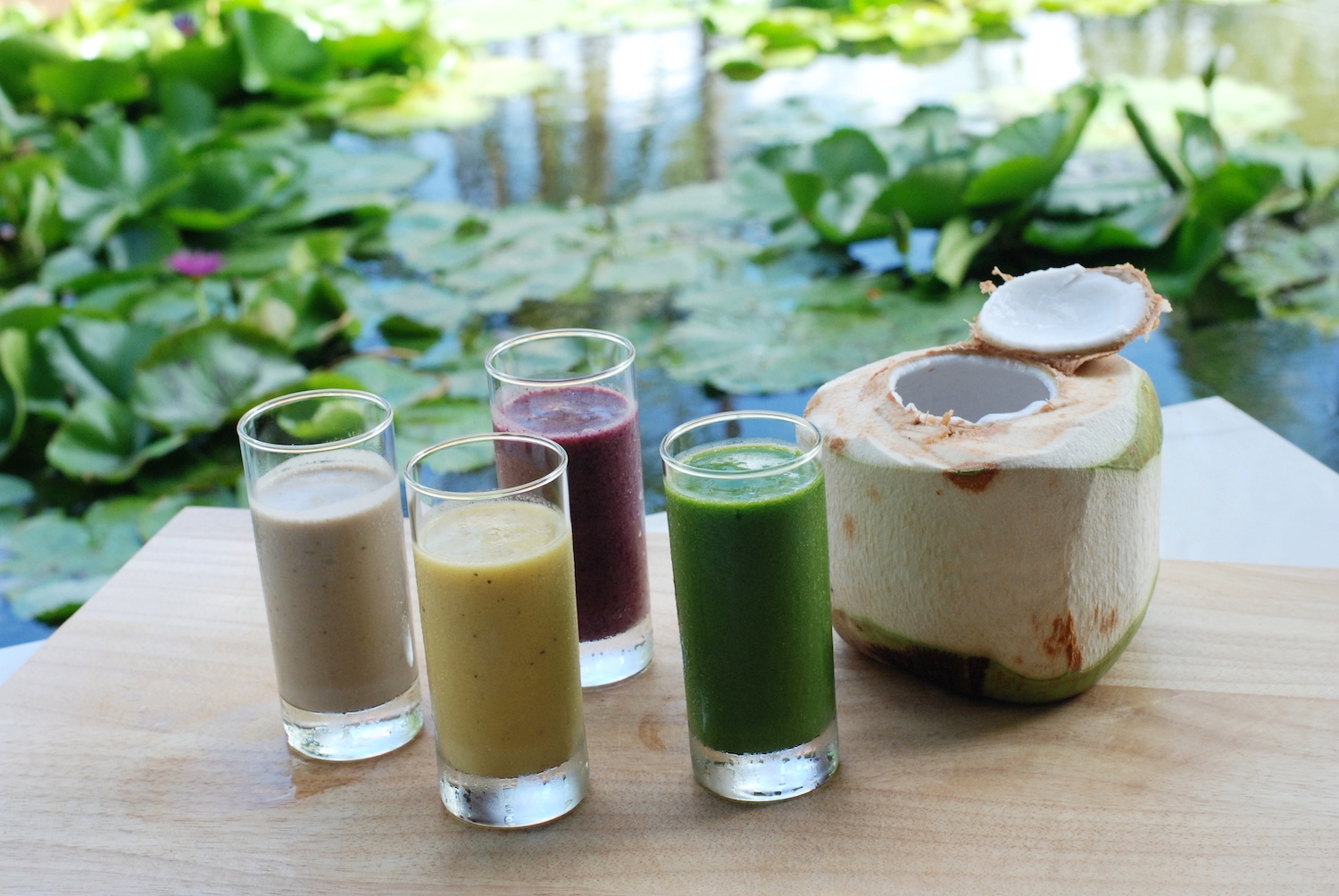 Plant-Strong Post-Workout Smoothies