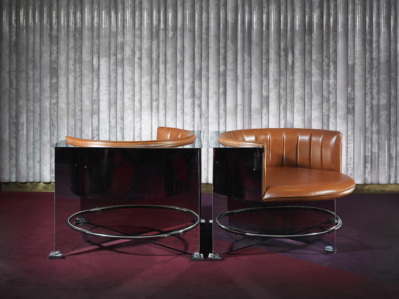 Lounge Chairs - Cloudland 'Rainbow Room'