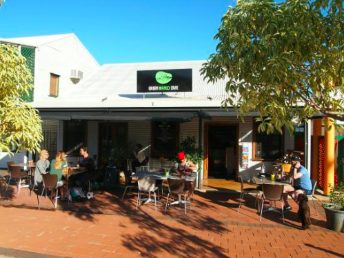 Green Mango Cafe - Casual dining, gelato, coffee and sweets.Shop 2, 12 Carnarvon Streetwildmango@bigpond.comTel: 08 9192 5512