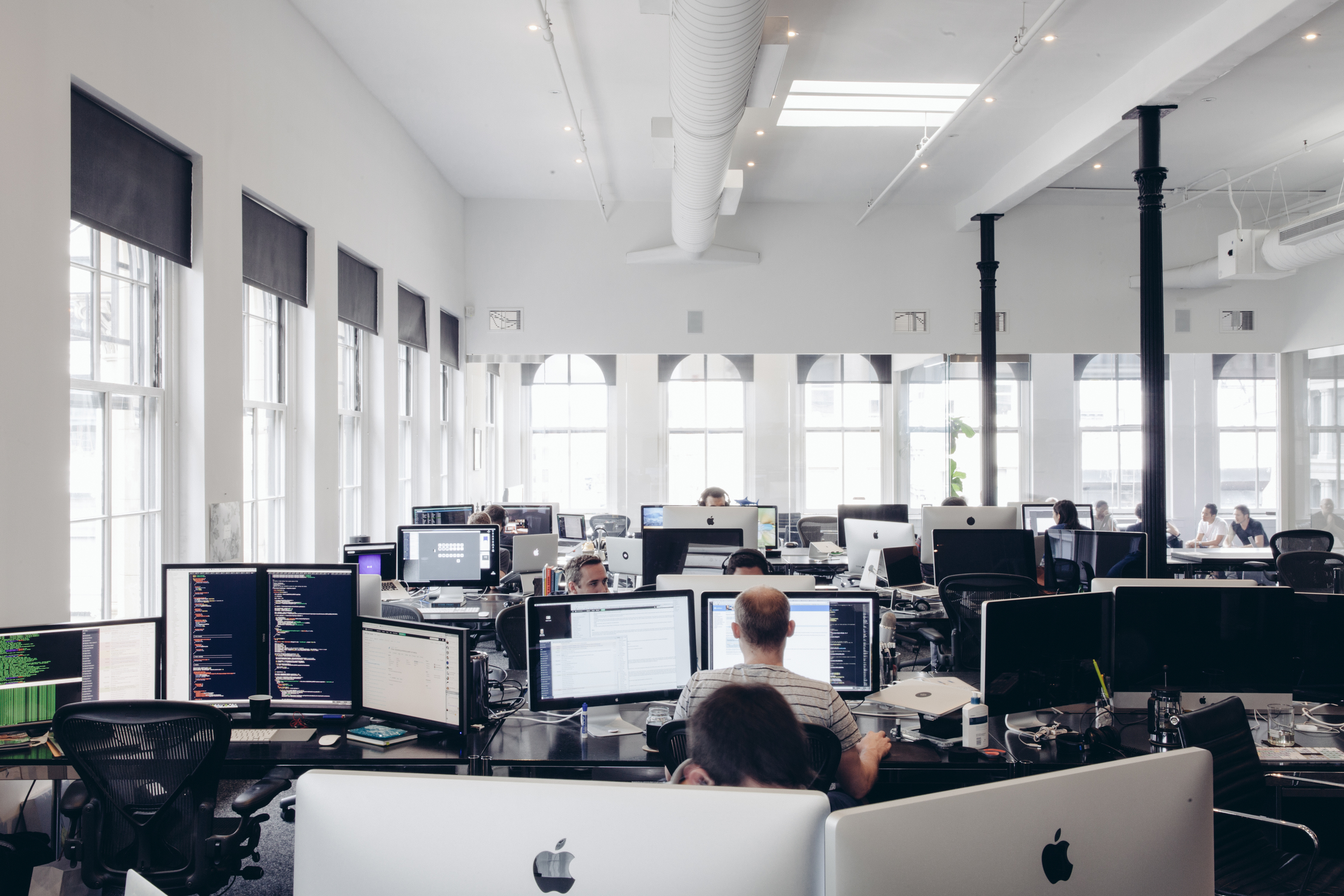 Squarespace headsquarters in New York City