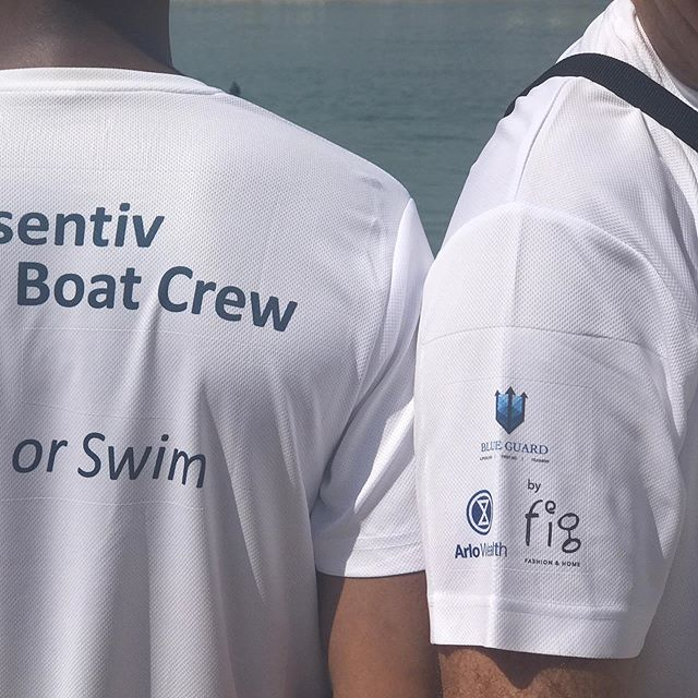ByFig is looking good on the guys and girls 😁 Happy to be one of the sponsors for our Community Dragon Boat team @abudhabi #abudhabidragonboatfestival #activelifestyleafter50 #activelifestyles