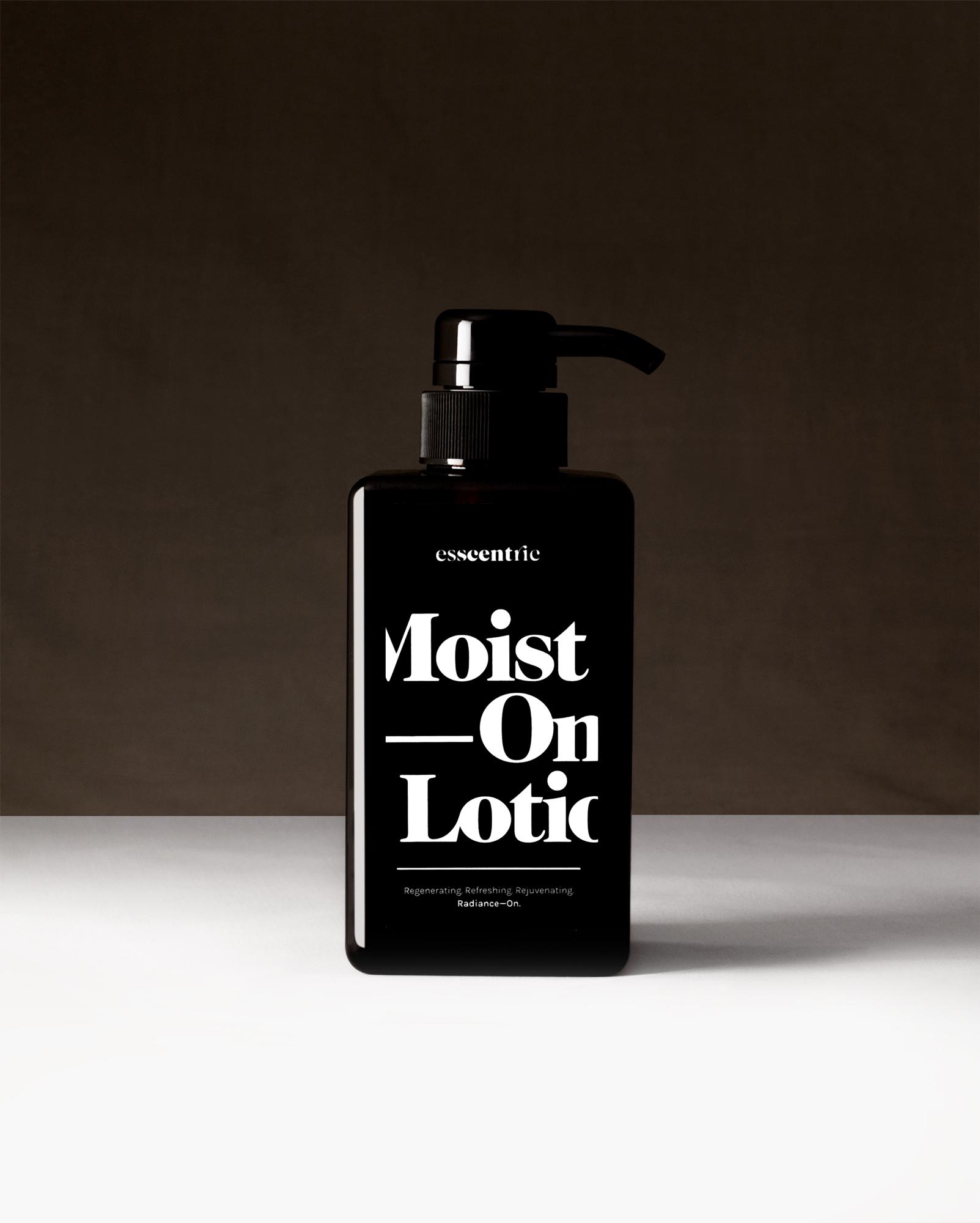 Moist-On Lotion