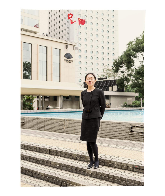 Lilian Co, award-winning investment style with E.I. Sturdza Strategic Management Limited and the Strategic China Panda Fund.