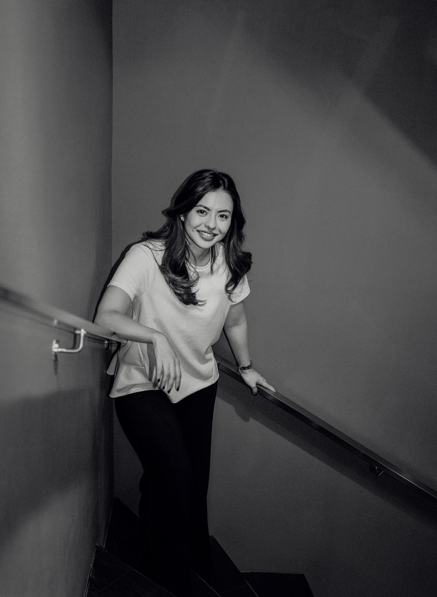 Sharlane Foo Director at Opera Gallery Hong Kong
