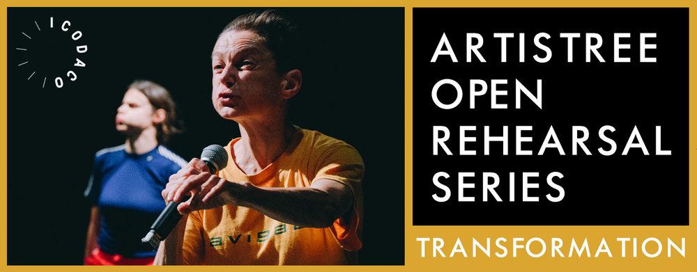 iCoDaCo : Transformation / Open Rehearsals Series  ArtistreeHK / Open Rehearsals Series  Have a Bite of Inspiration Swire Properties Art
