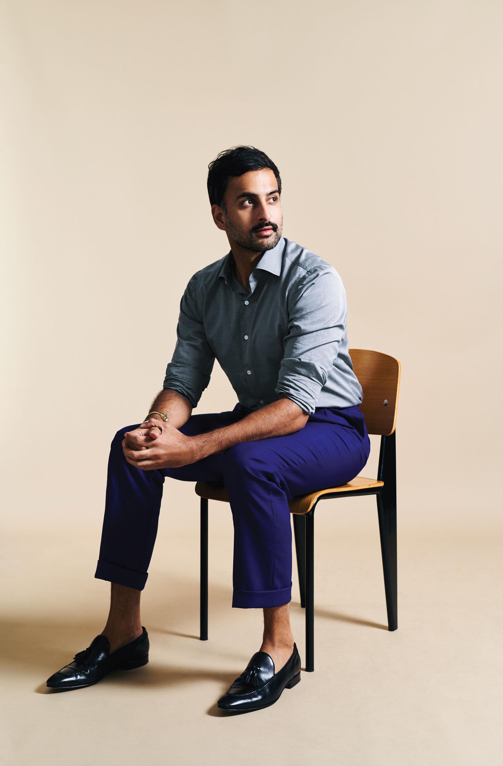 Syed Asim Hussain  The blacksheep restaurants For GenT. Asia Tatler