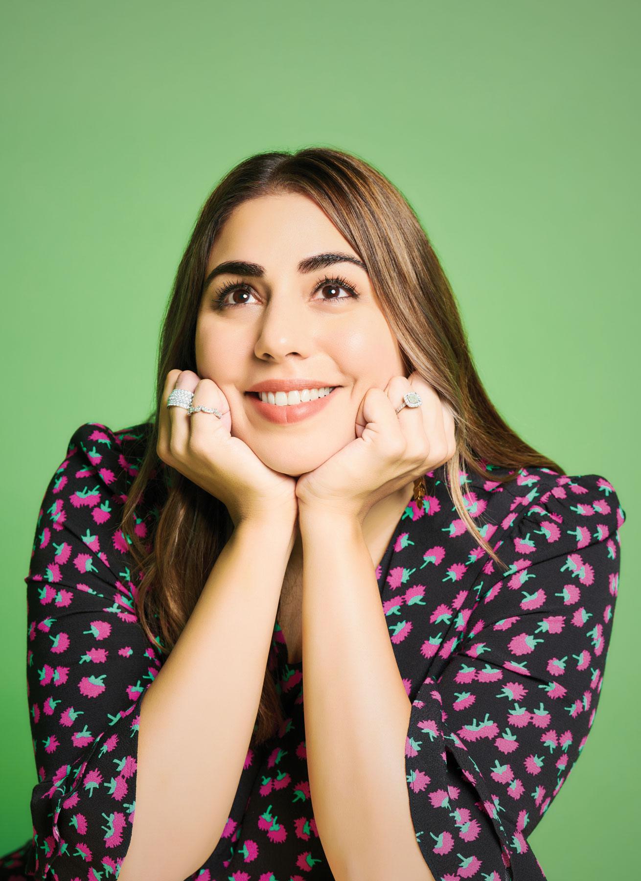 Sonalie Figueiras Founder Of Green Queen Media