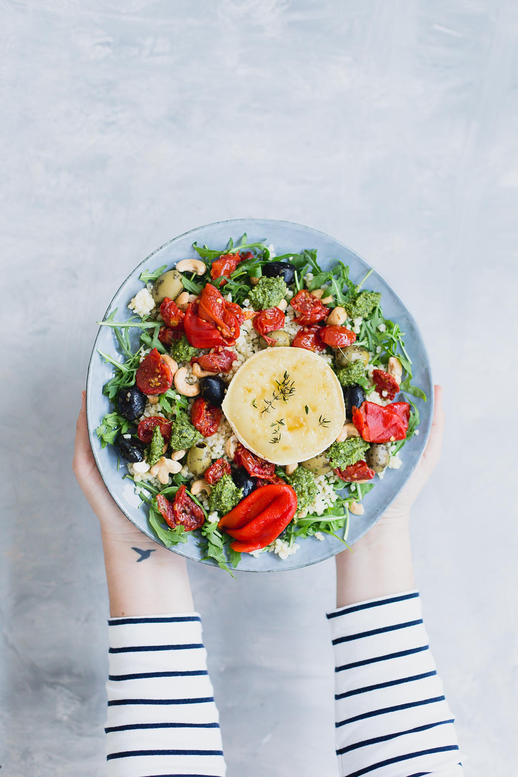bosto bulgur salad