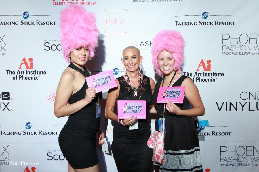 Fashionably Pink Survivor