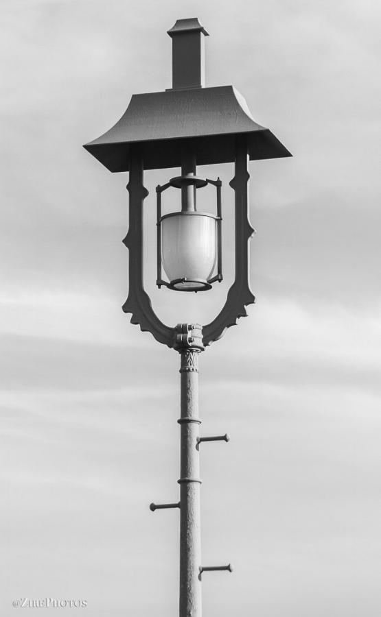 Brooklyn Bridge's Lantern by Tyrone Z. McCants
