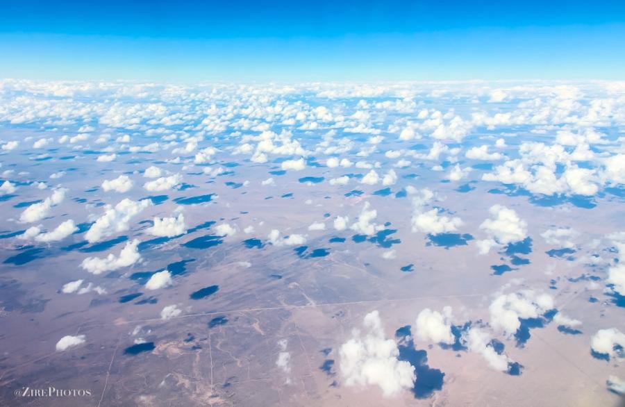 Aerial Photography - Skyline