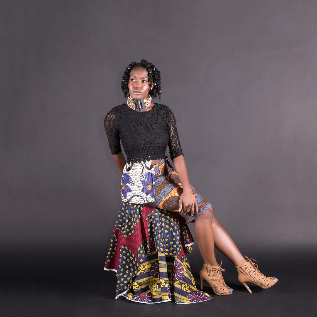 Afro Punk Couture - Designer Alika Oluchi