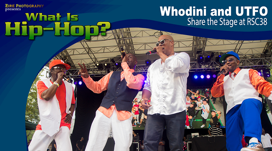 Whodini Live - RSC38 was the Best Live Hip-Hop Concert of the Year