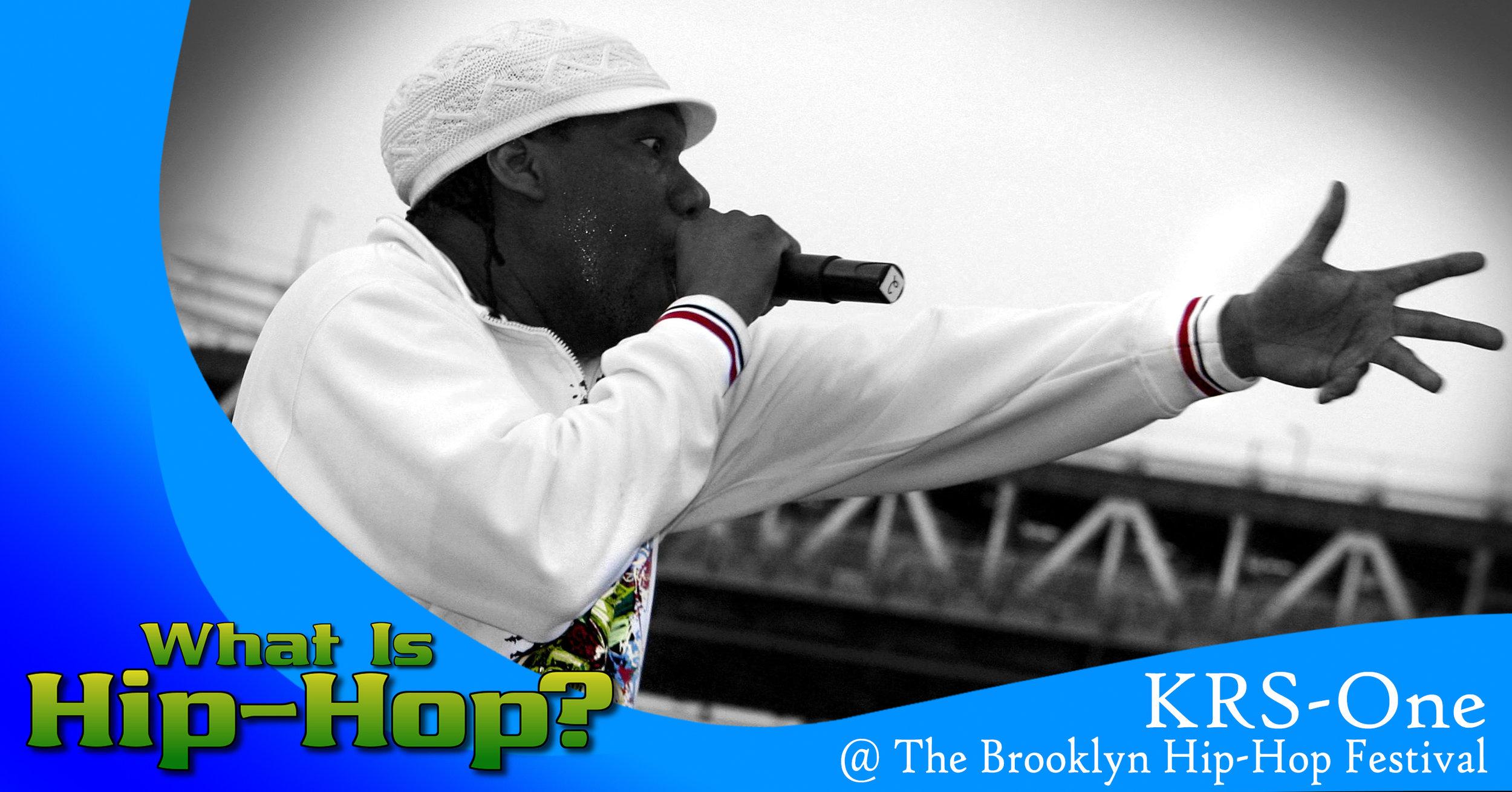 Brooklyn Hip Hop Festival 2008 @ Brooklyn Bridge Park