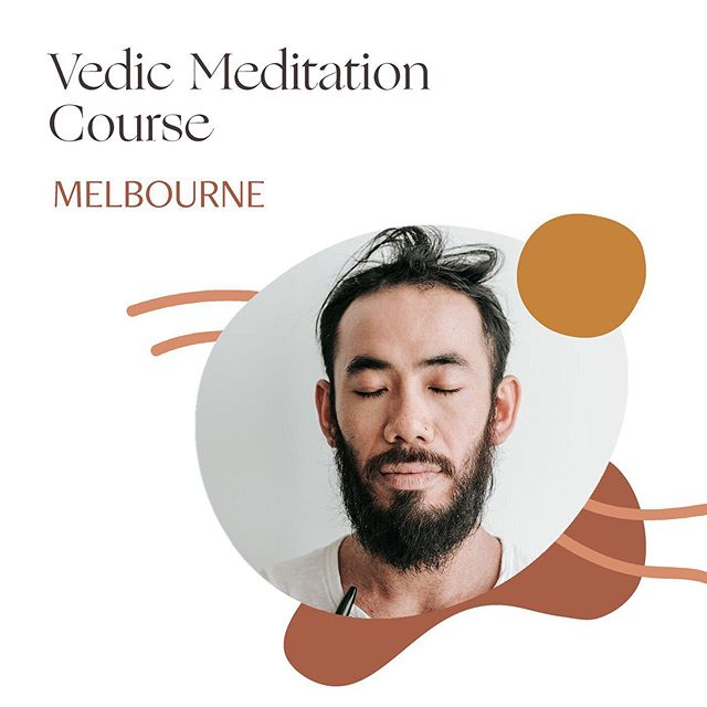 "We have Vedic Meditation courses coming up in October and November.⠀ ⠀ October: Friday 11 - Monday 14 (Thornbury)⠀ November: Friday 15 - Monday 18 (Fairfield)⠀ ⠀ We've got some last minute spots up for grabs for the October course (which starts this week). If you want to swipe one of those up, we'll give you the ""bring a friend discount"" of 10% off, even if you don't bring a friend. (You can bring your imaginary friend if you like).⠀ ⠀ If you want to know more about Vedic Meditation or to sign up, shoot us a DM and we can arrange a call this week to chat you through the details. ⠀ ⠀ For more info about times, click the calendar link in our profile."