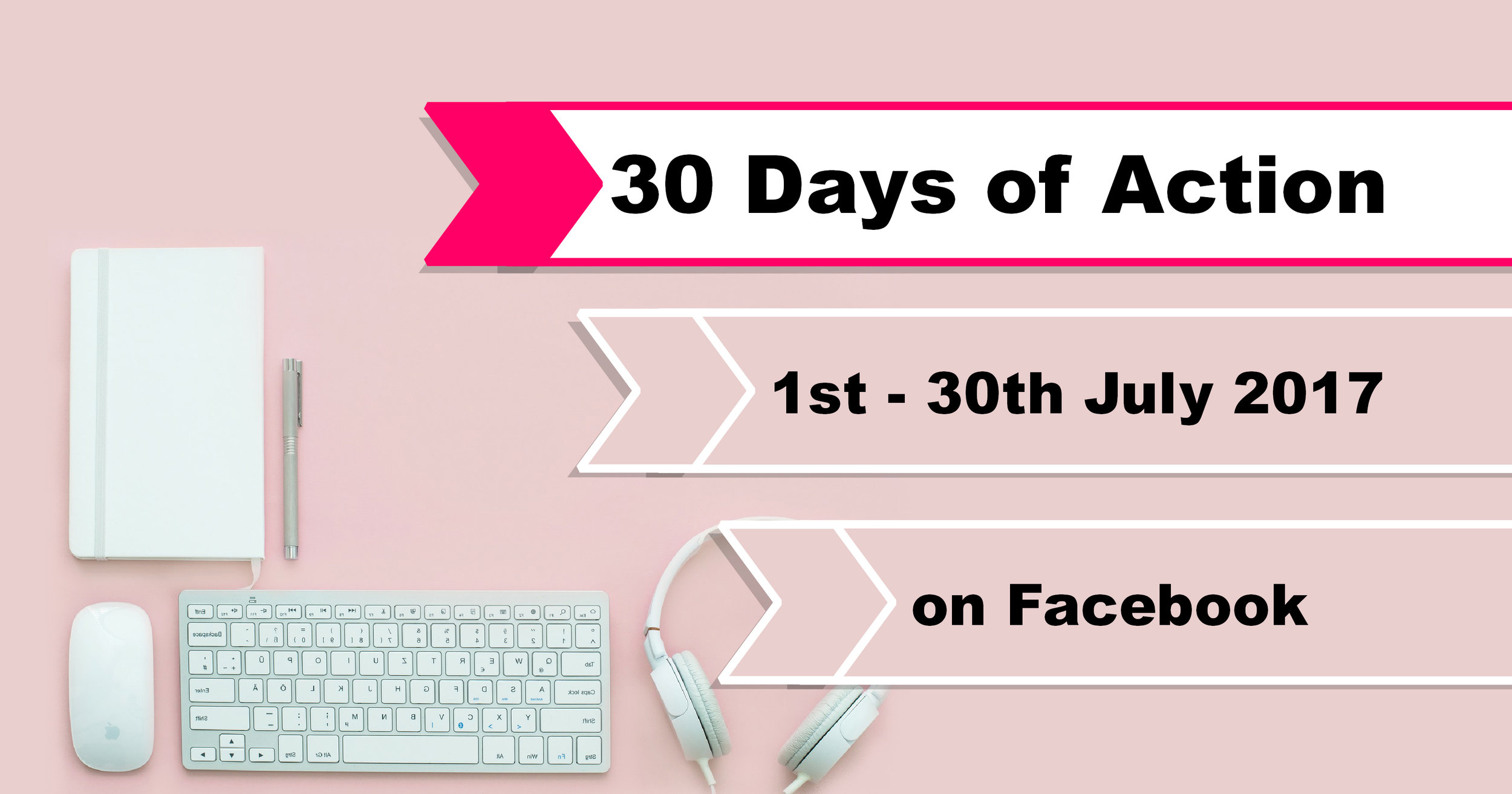 30 days of ACTION Challenge