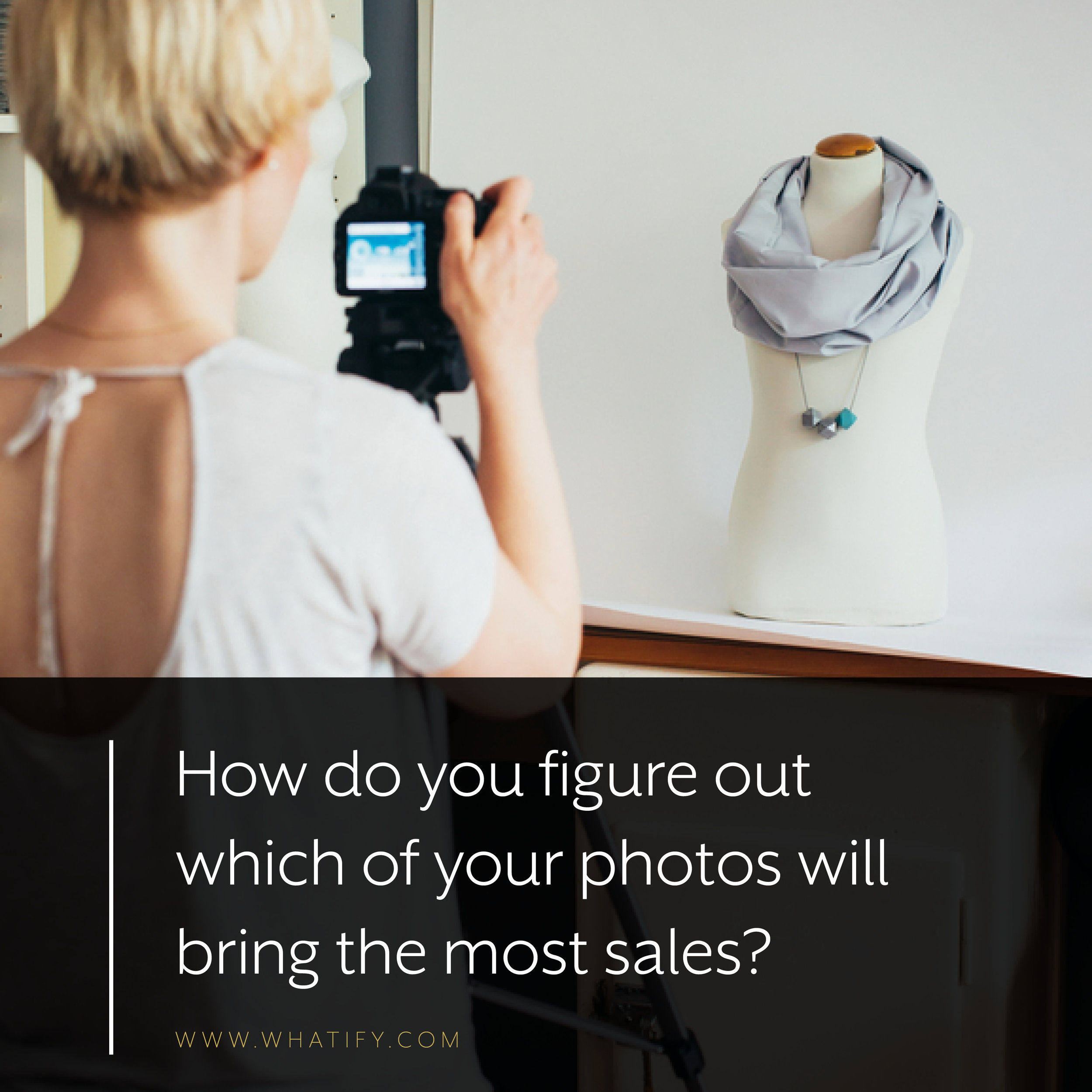 better product photography brings more sales