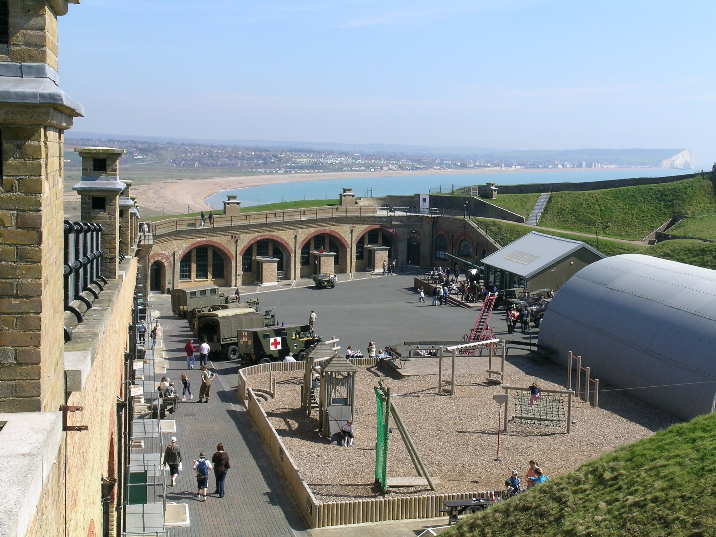 NEWHAVEN FORT - Newhaven