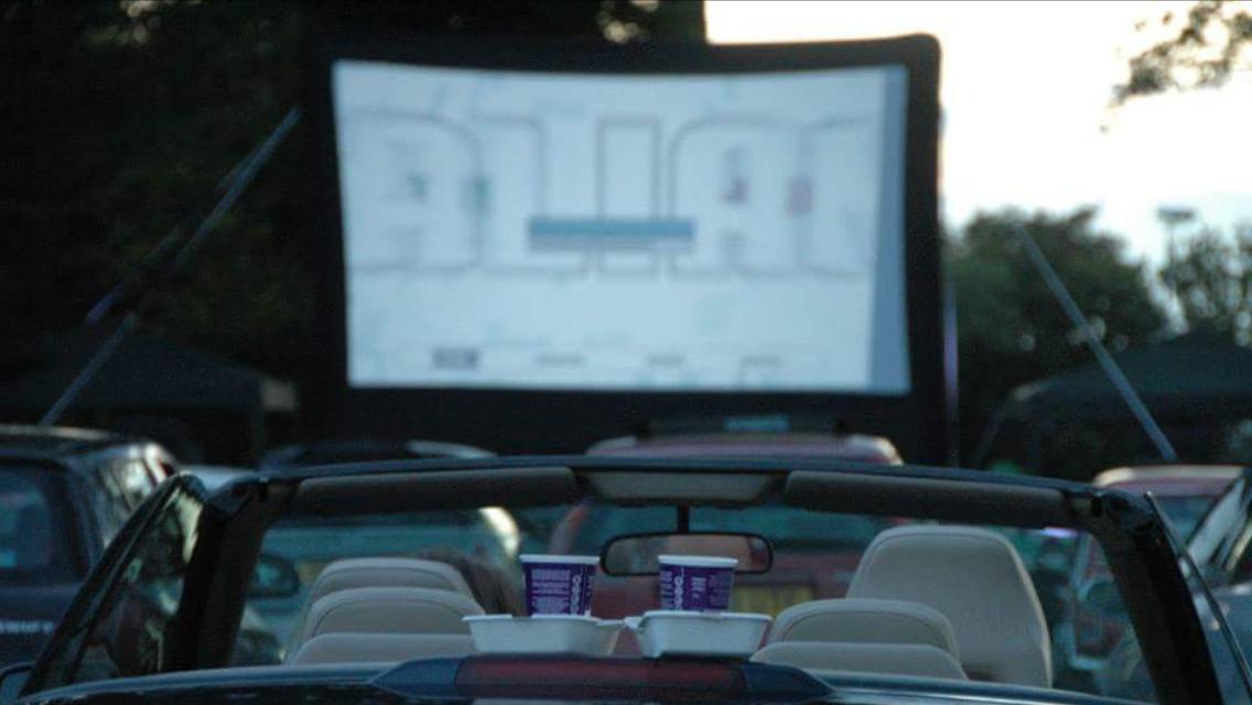 CINESTOCK DRIVE-IN CINEMA