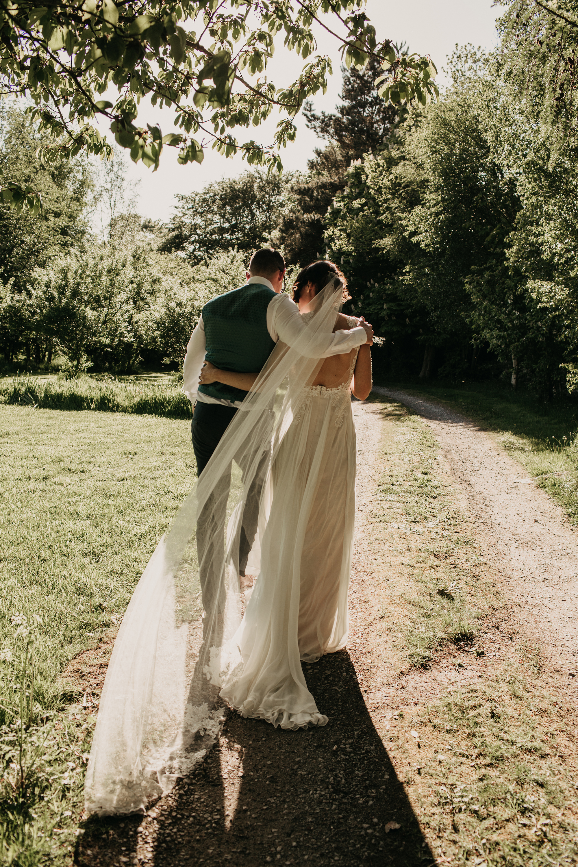 natural wedding photographer lake district