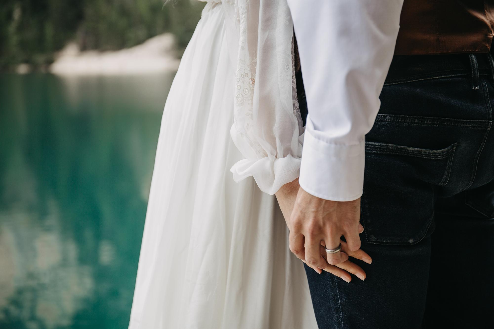 prags dolomites elopement photographer