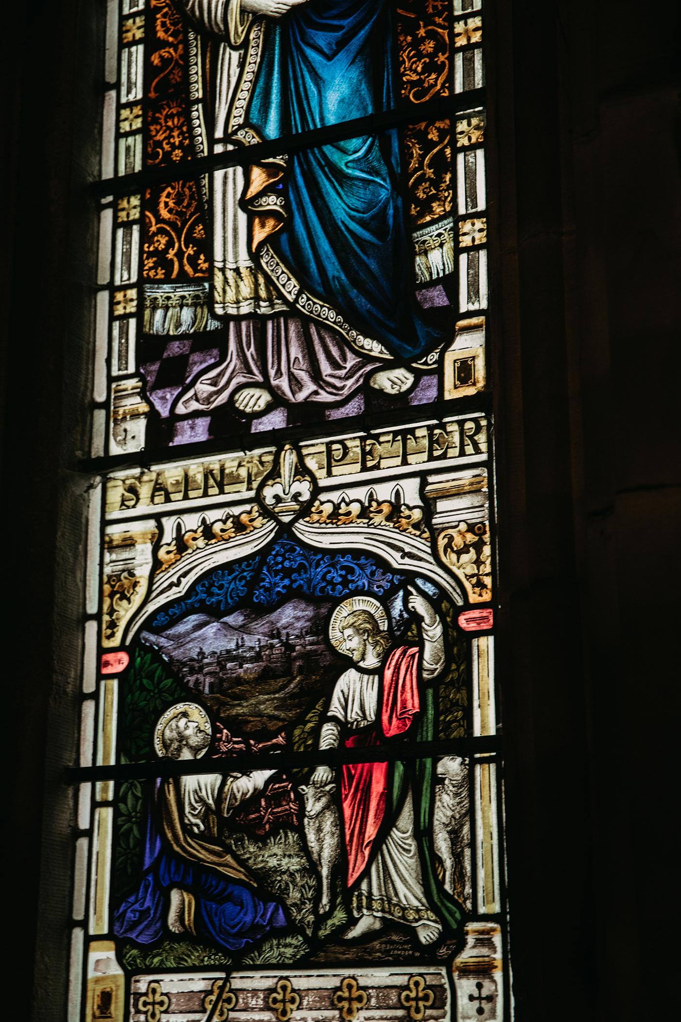 st leonards church downham