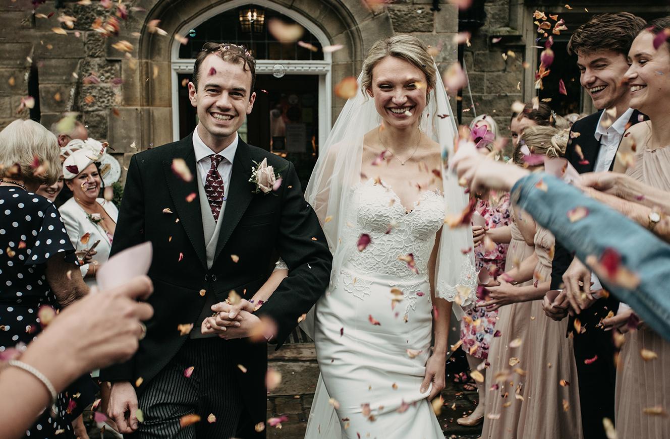 inn at whitewell wedding