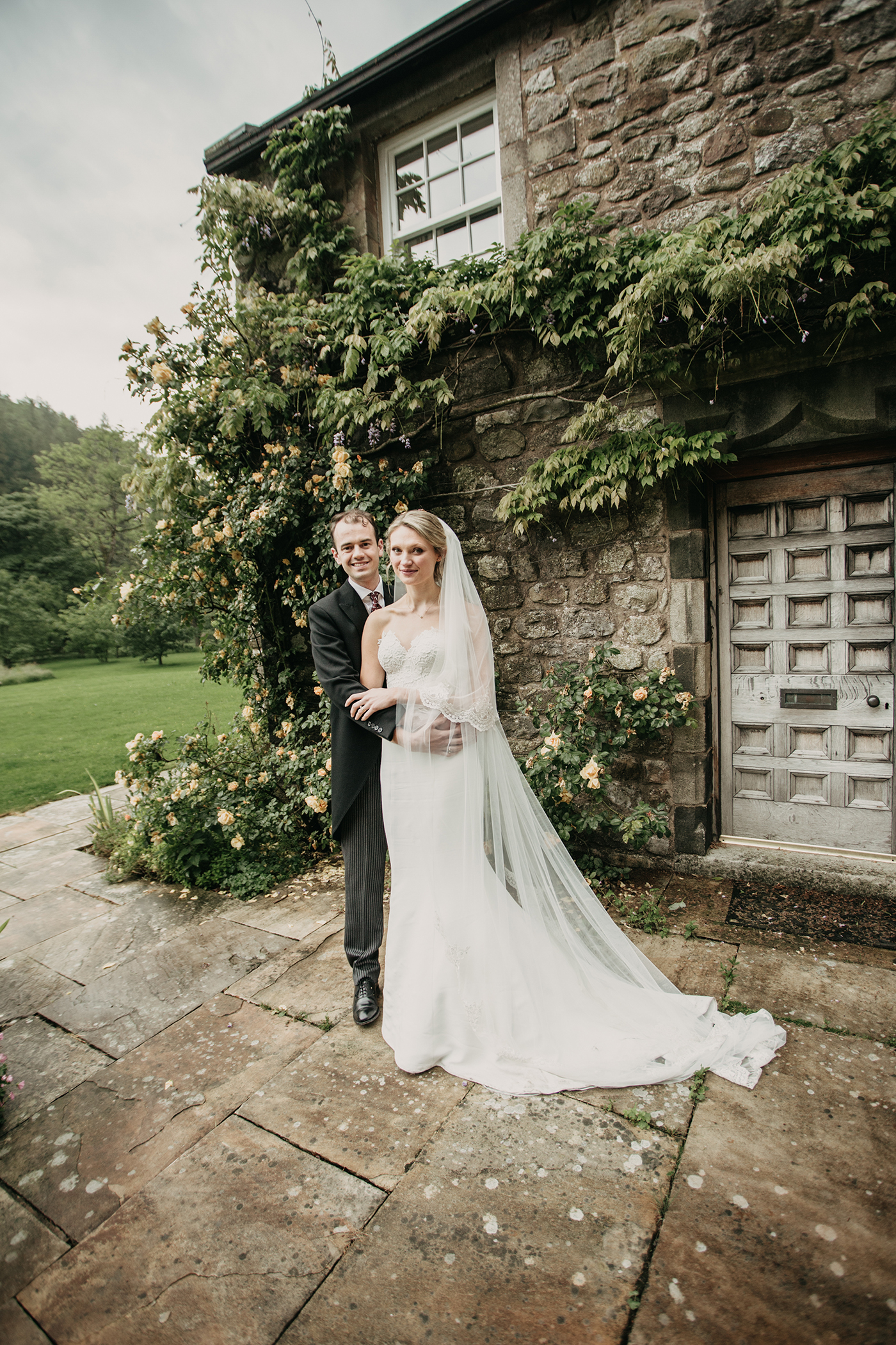 the inn at whitewell wedding photographer