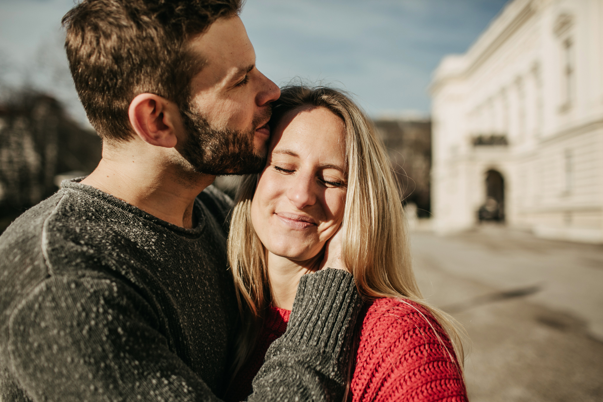 couple shoot photographer in vienna