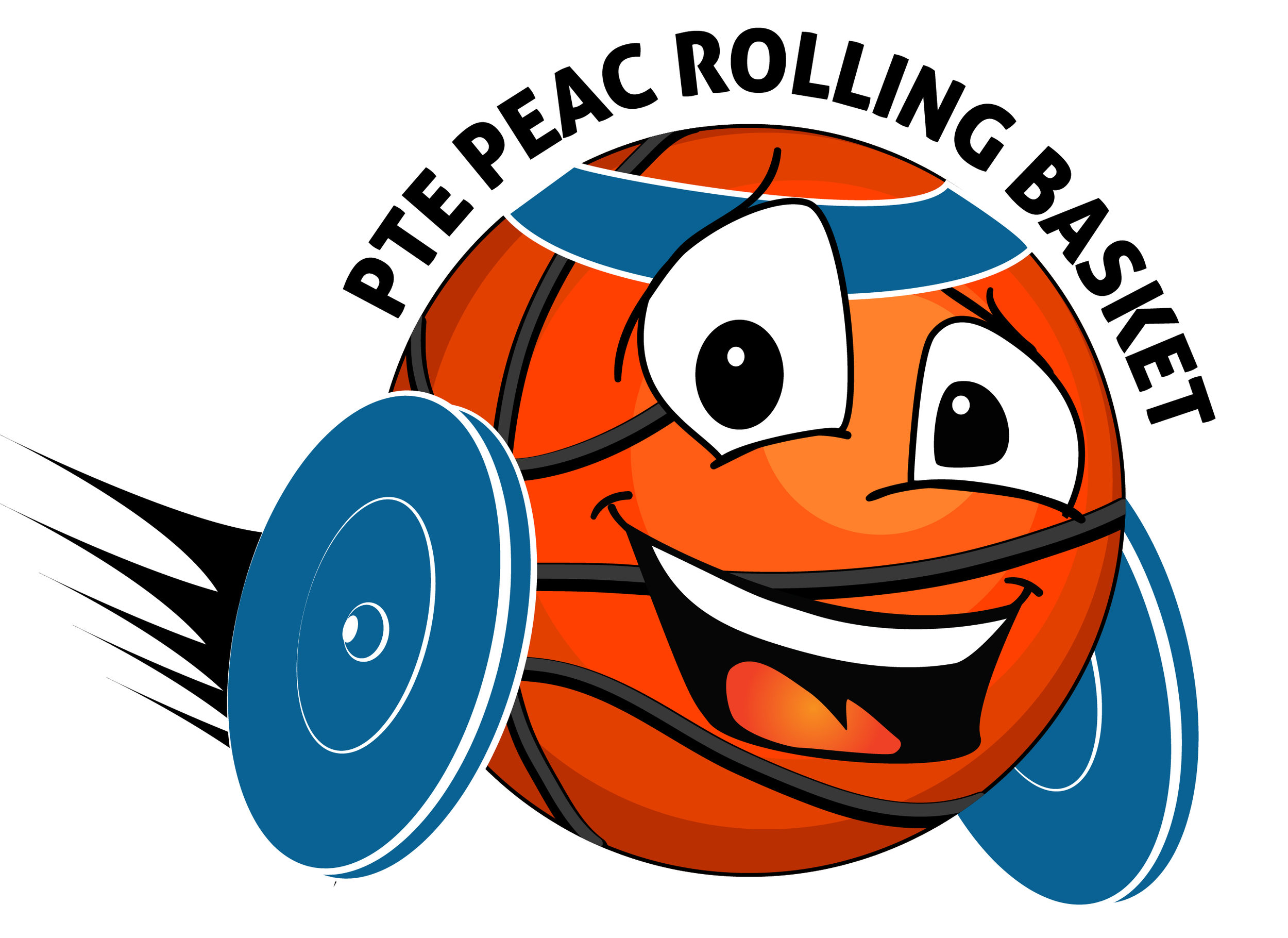 Logó - PTE PEAC Rolling basket