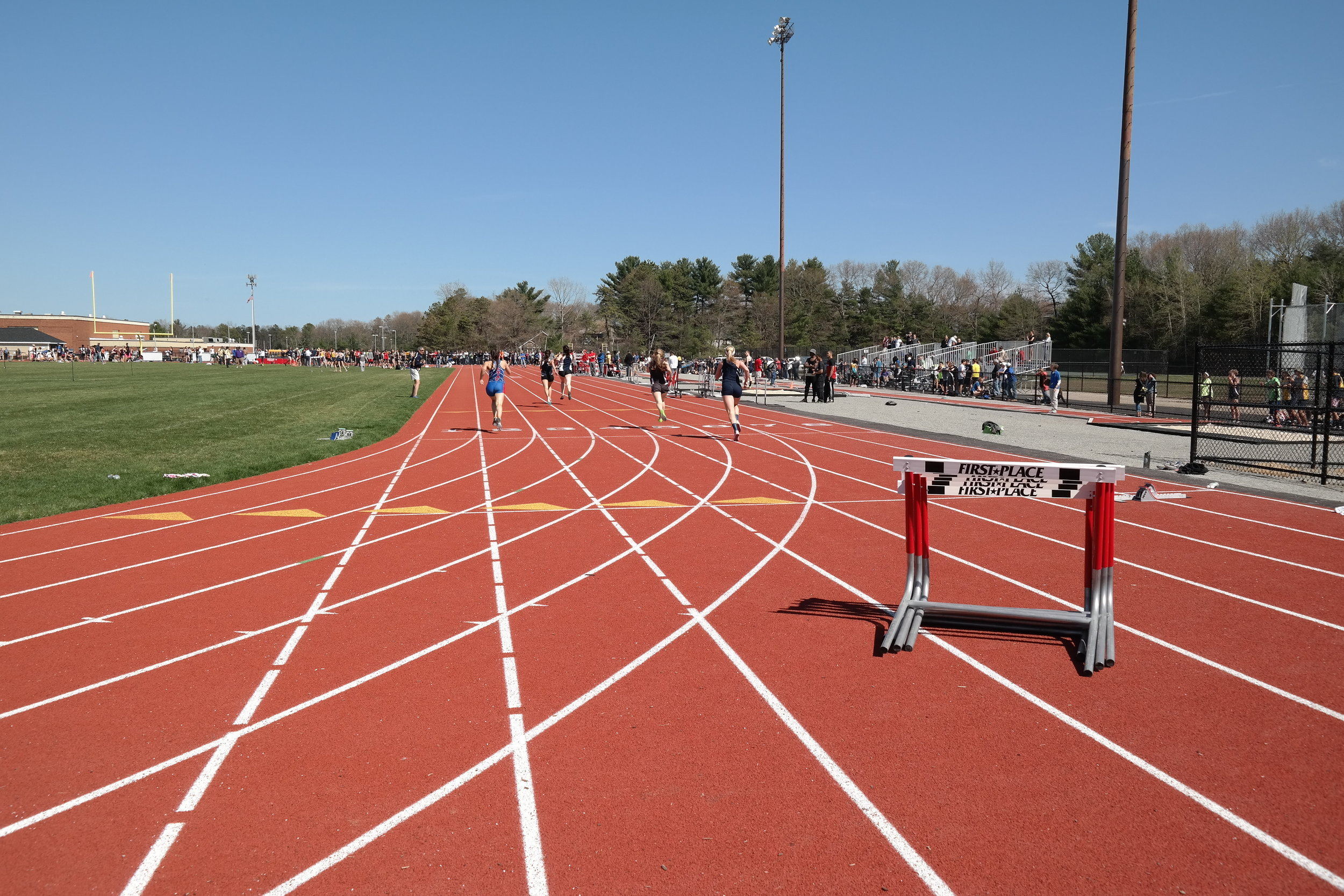 Coventry High School New Sports Complex