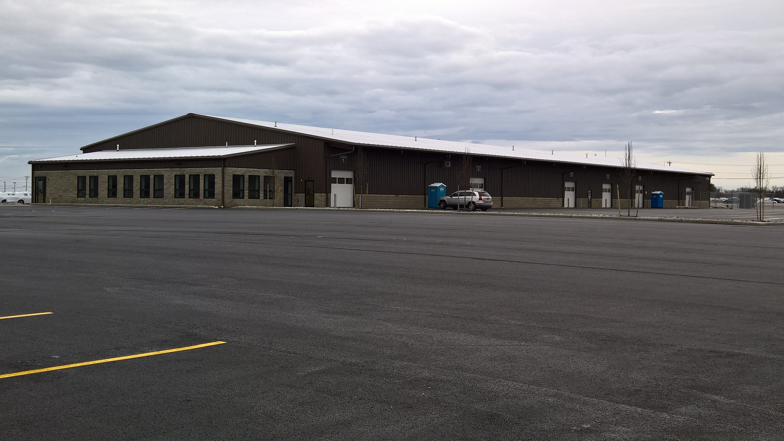 NORAD New Parts Facility, Quonset Point