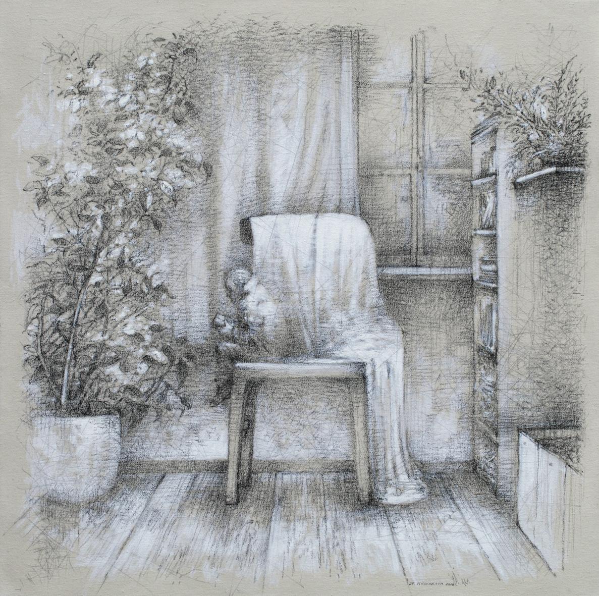 The Day When He Felt Very Small by Josef Florian Krichbaum
