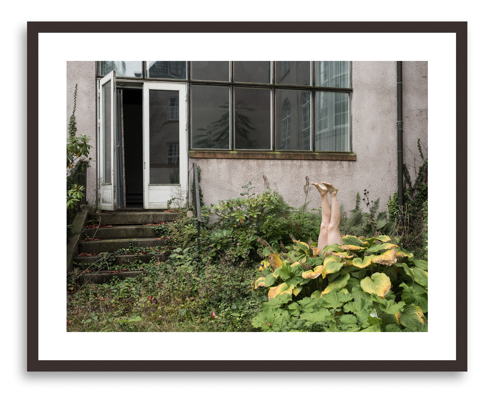 Big Sleep No. 2 62 x 74 cm   Selected by the    Copenhagen Photo Festival 2019    as part of The Censored Exhibition    Available To View 9800 Sek (Framed)
