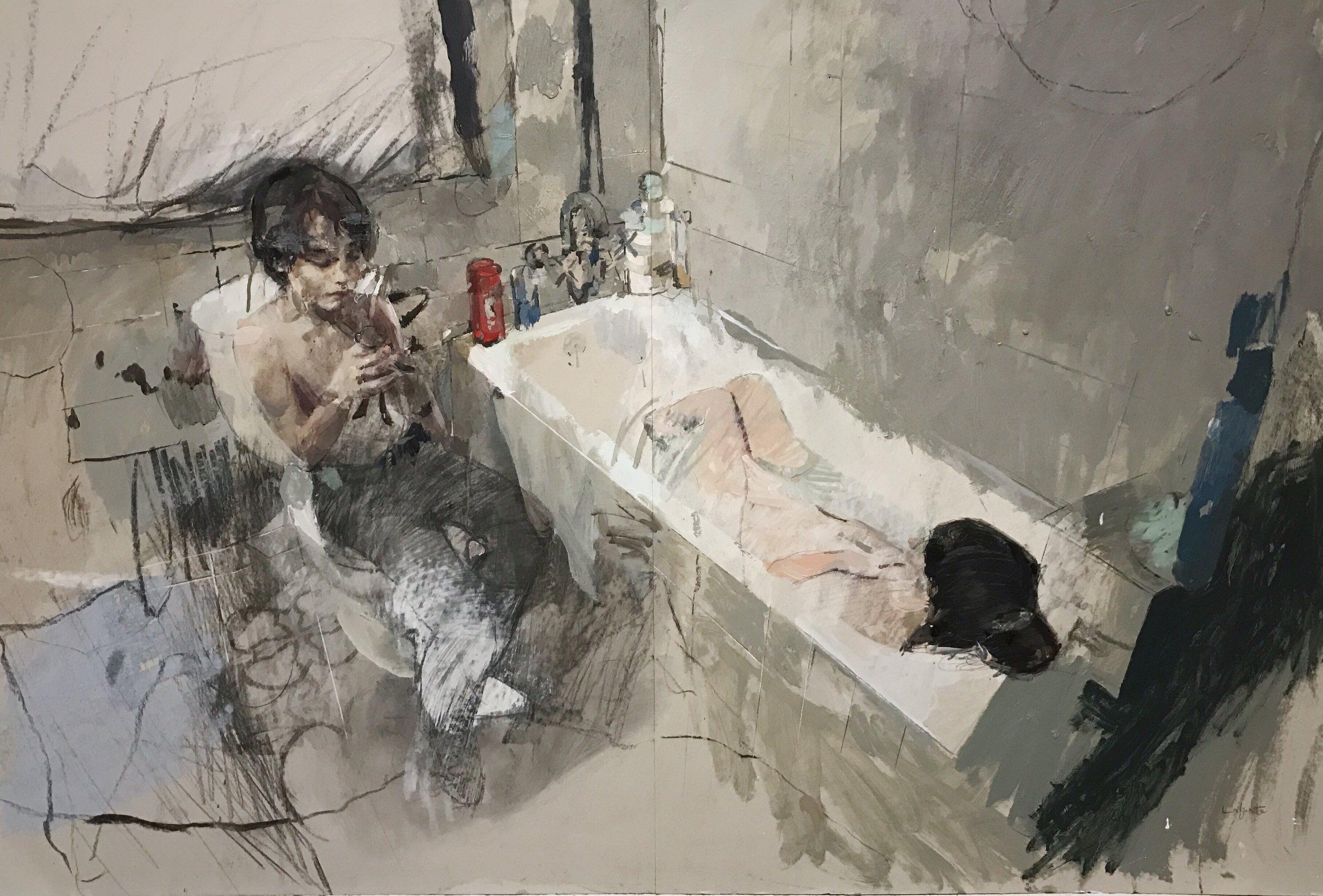 Descanso - 101 x 148 cm
