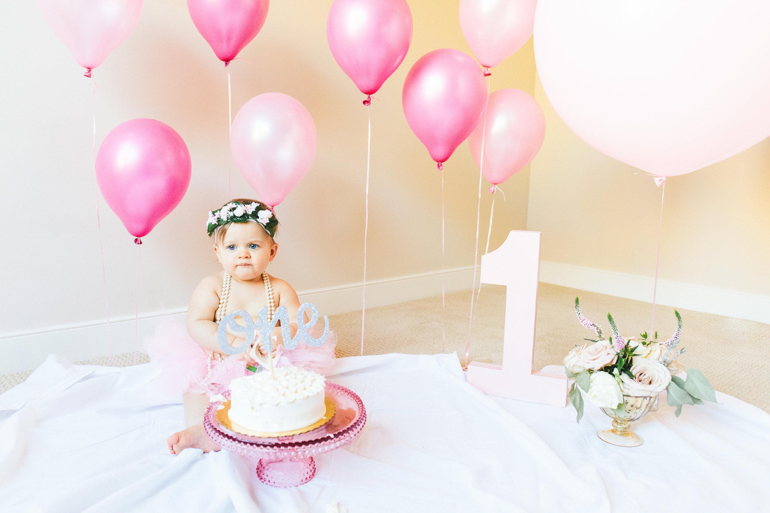 Mila's Cake Smash