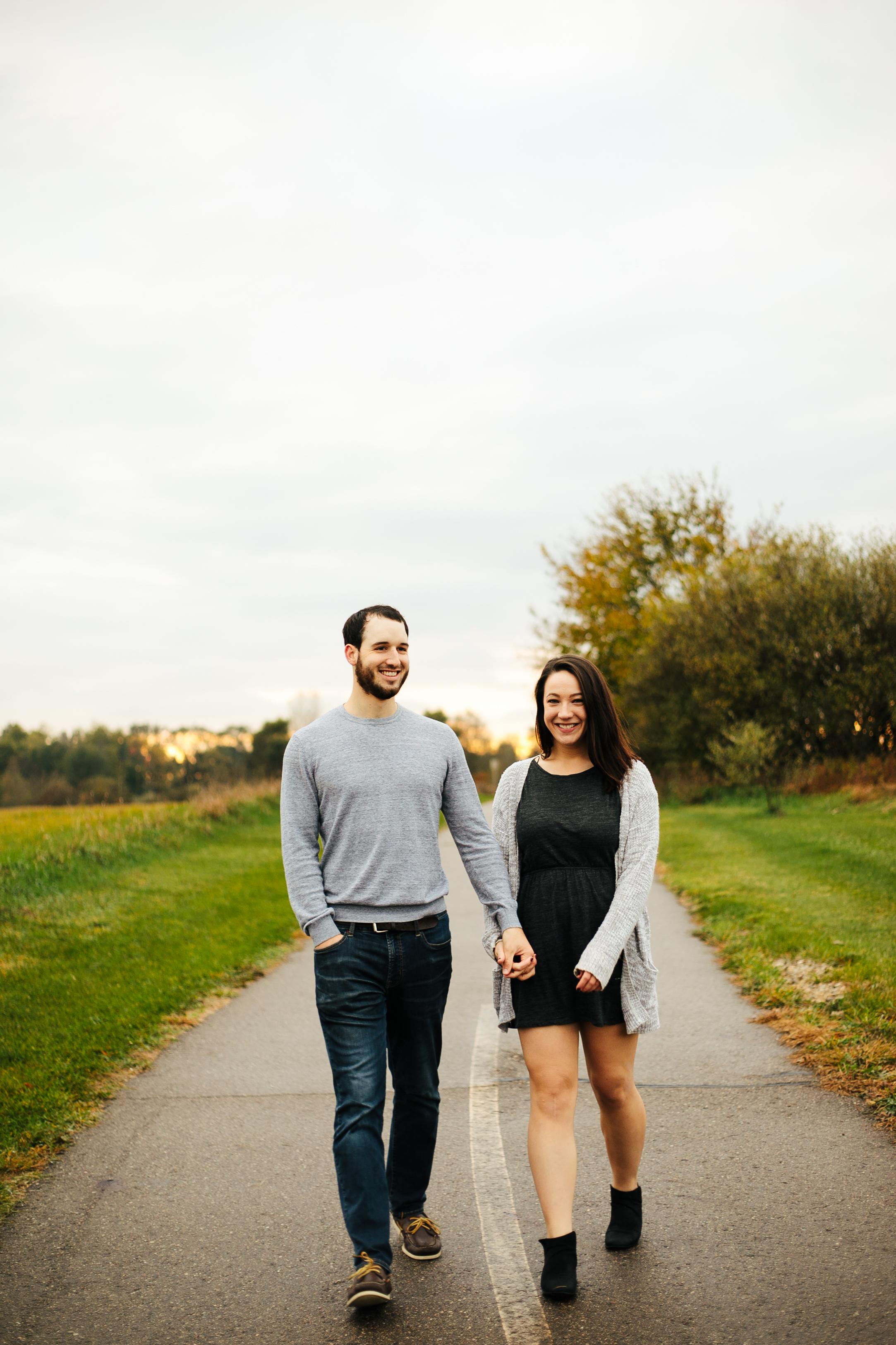 Kalamazoo Engagement Photography