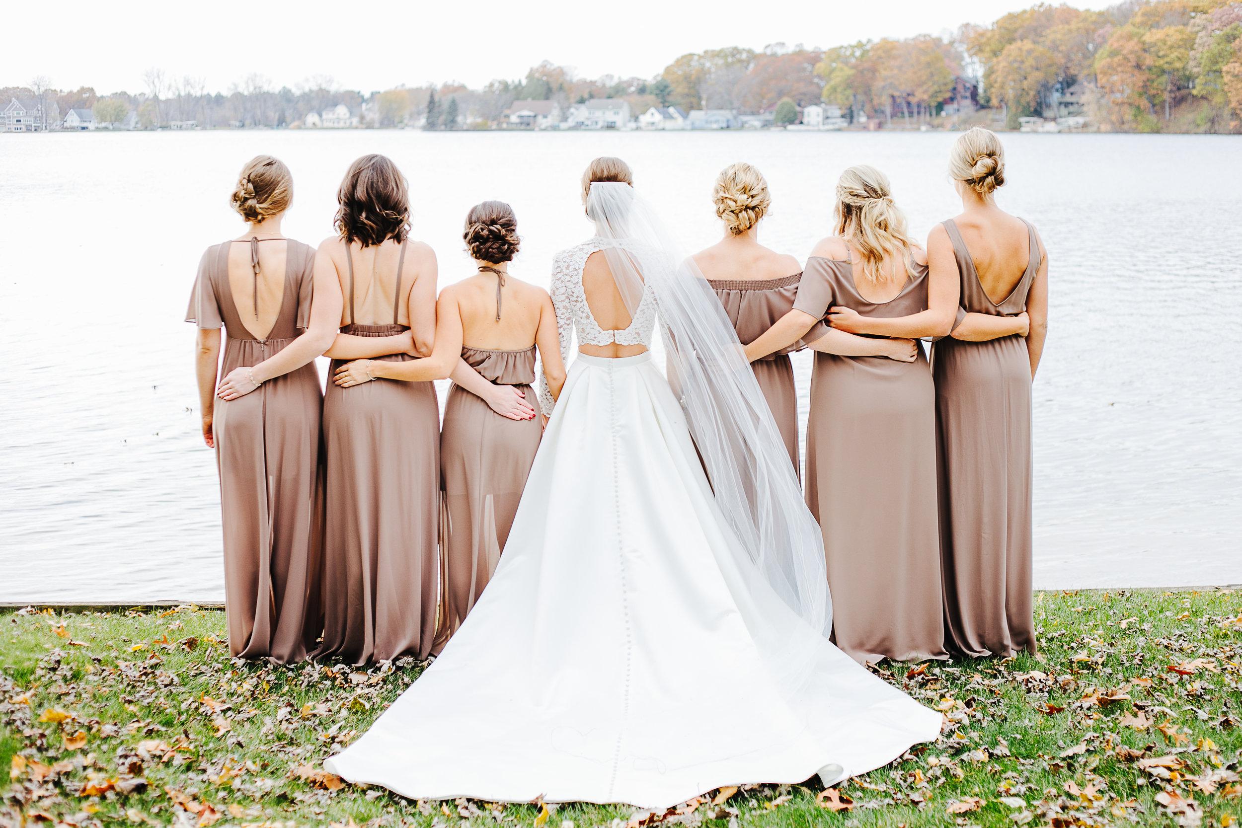 Kalamazoo Fall Wedding